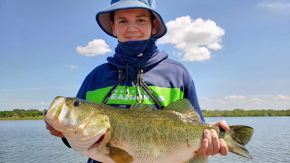 Family Friendly Central Florida Bass Charters
