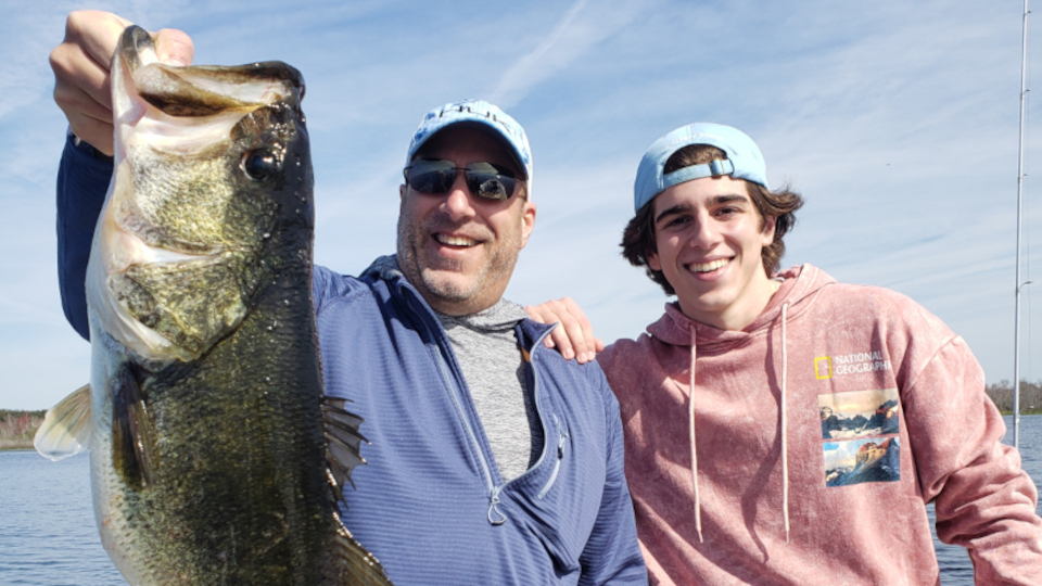 Central Florida Bass Charters